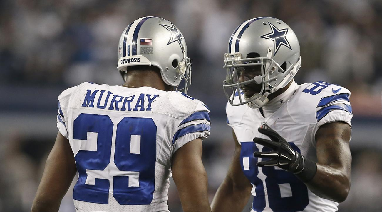 Jerry Jones: Signing both Dez Bryant, DeMarco Murray will be a 'challenge'
