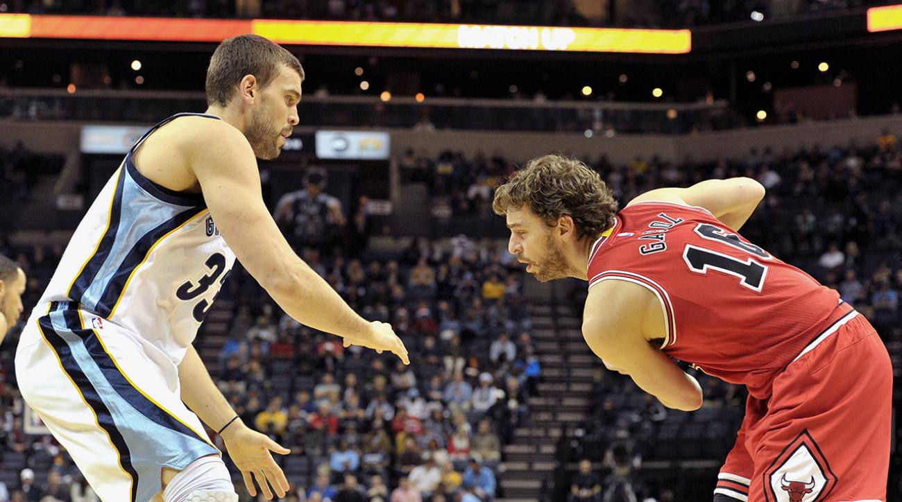 Chicago Bulls Paul Gasol