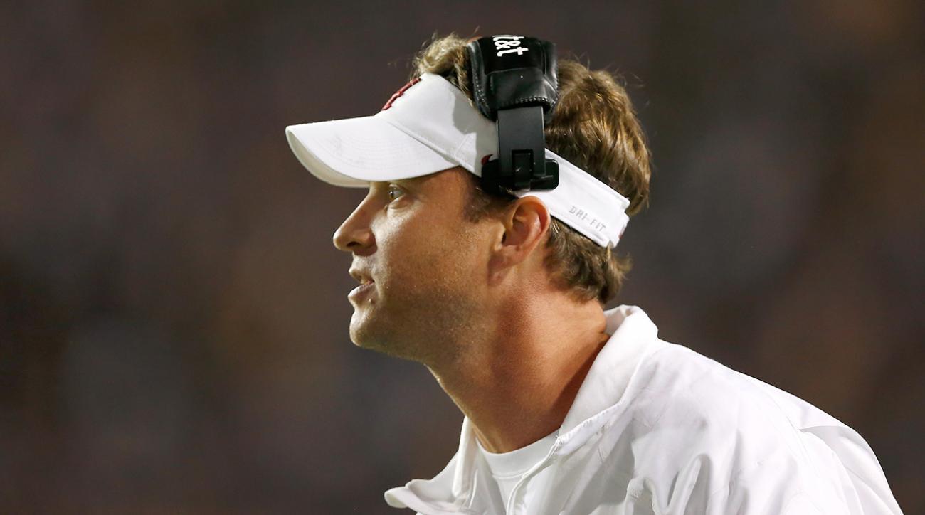 Alabama OC Lane Kiffin will return to team for next season