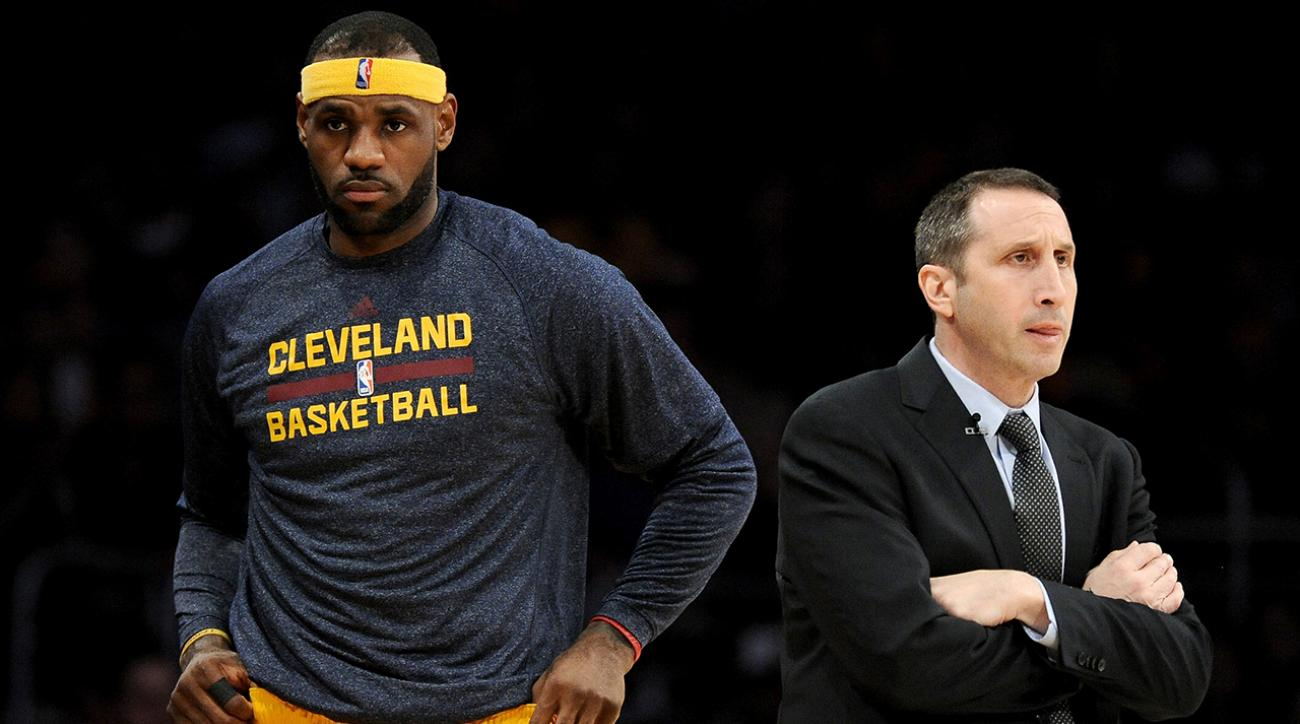 Report: Some Cavaliers players lost faith before recent trades