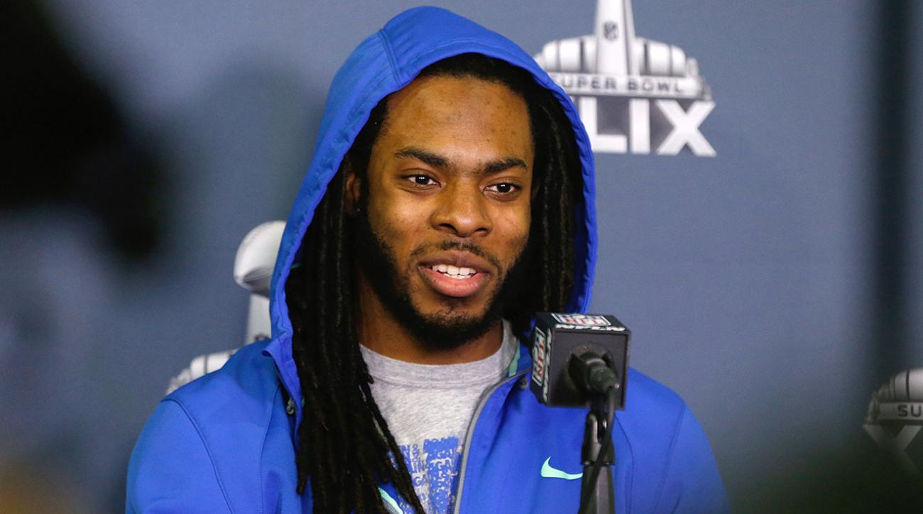 The best of Richard Sherman at Seattle presser IMG