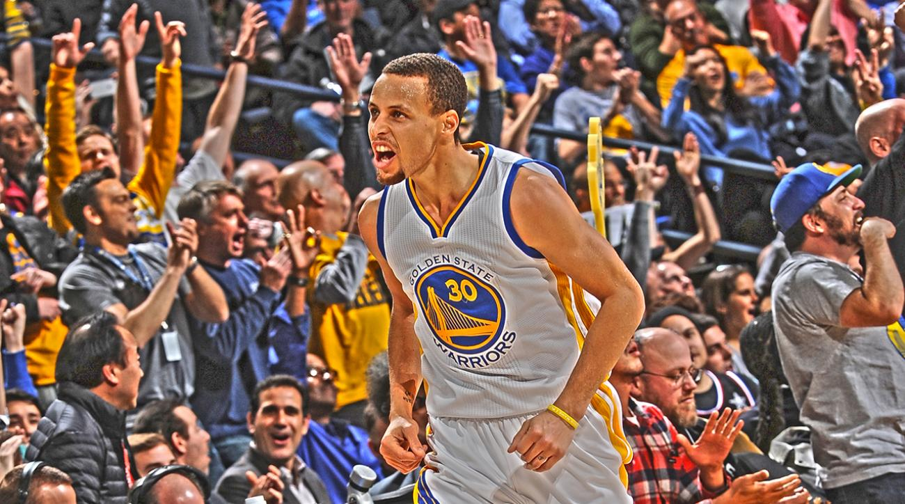 Stephen Curry scores 51, rallies Warriors to win