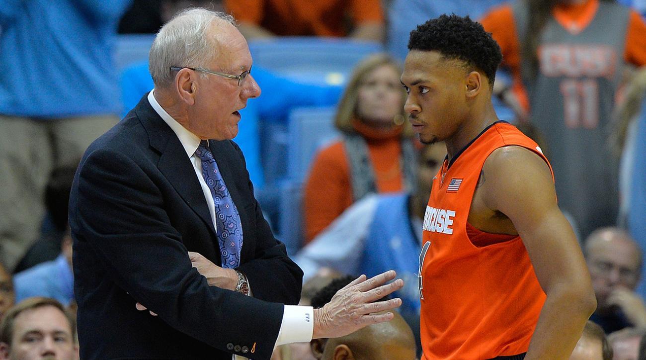 Syracuse Orange postseason ban IMG