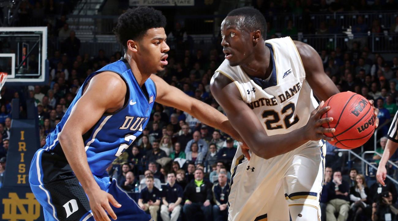Notre Dame vs. Duke IMG