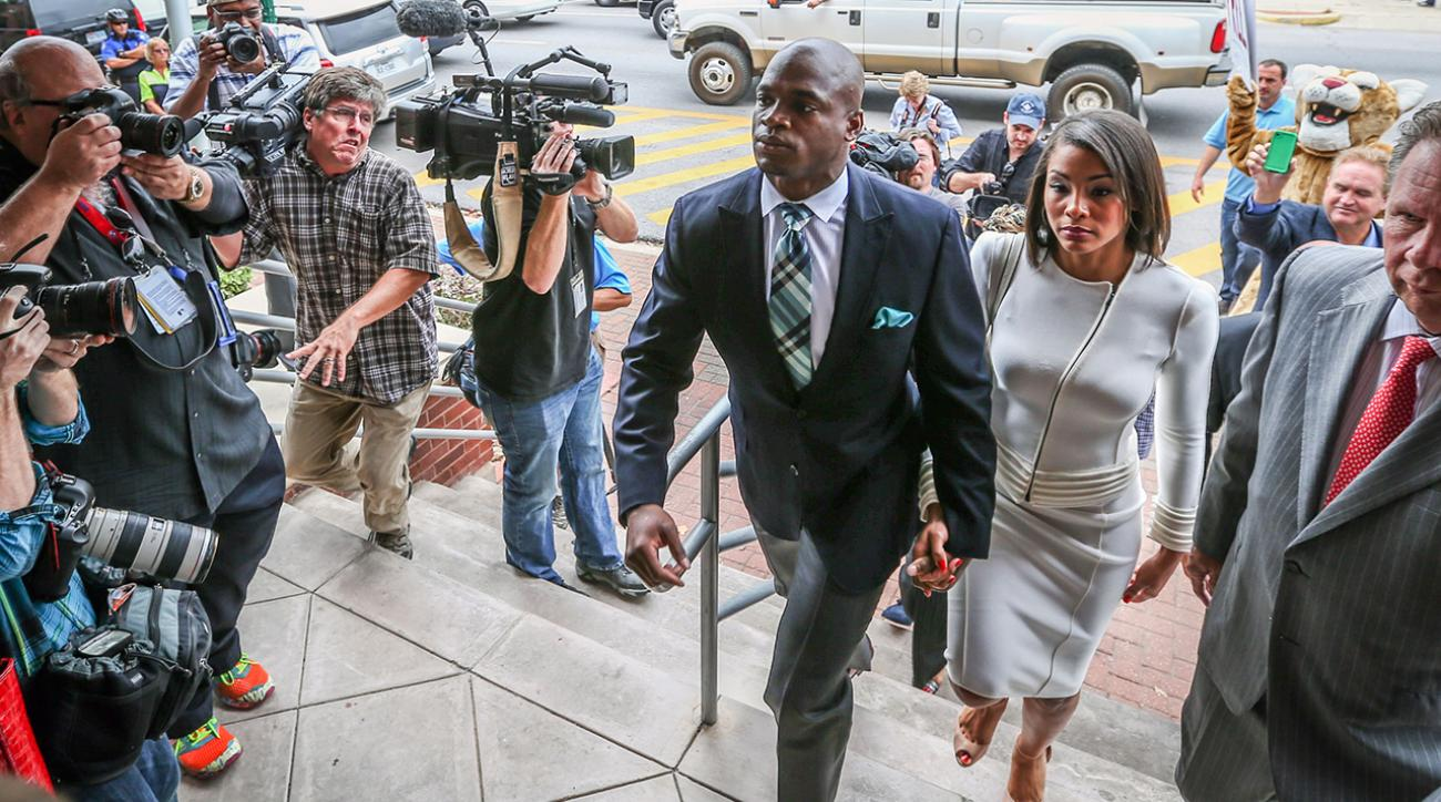 Adrian Peterson, NFLPA vs. NFL hearings begin