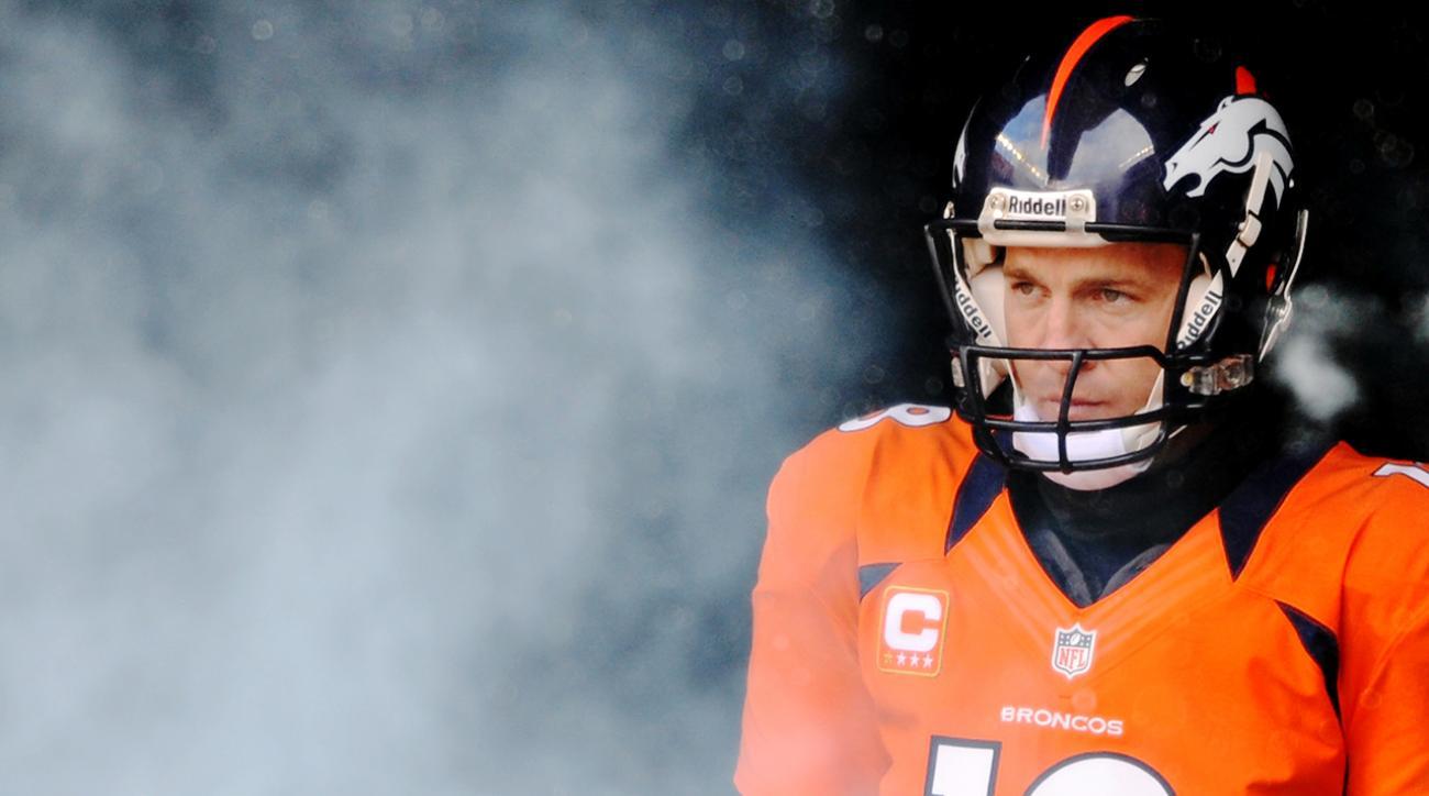 Report: Peyton Manning to return to Broncos in 2015