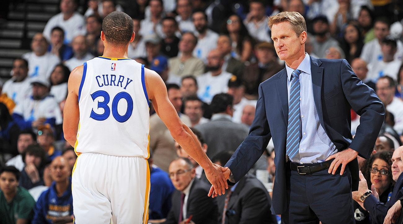 數據揭Curry不同輪換的戰績!科爾為何要讓他更多打無球?Curry的巔峰期很有可能因此浪費!-Haters-黑特籃球NBA新聞影音圖片分享社區