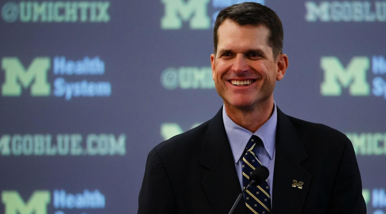 Selection committee changes, Harbaugh vs. McElwain IMG