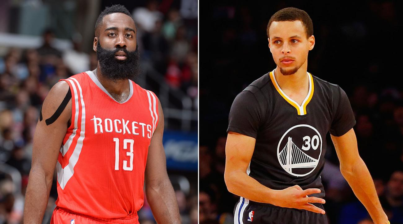 VIDEO - NBA 2015 MVP  Steph Curry vs. James Harden  e6da35d47