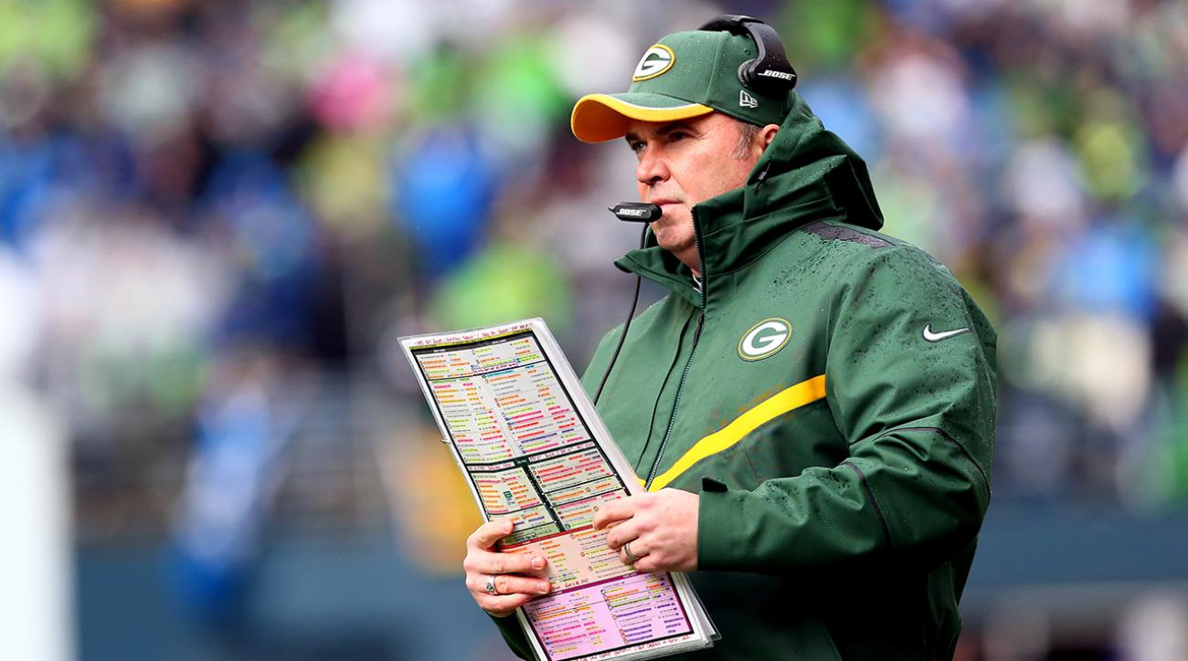 Mike McCarthy on how Green Bay is handling offseason IMG