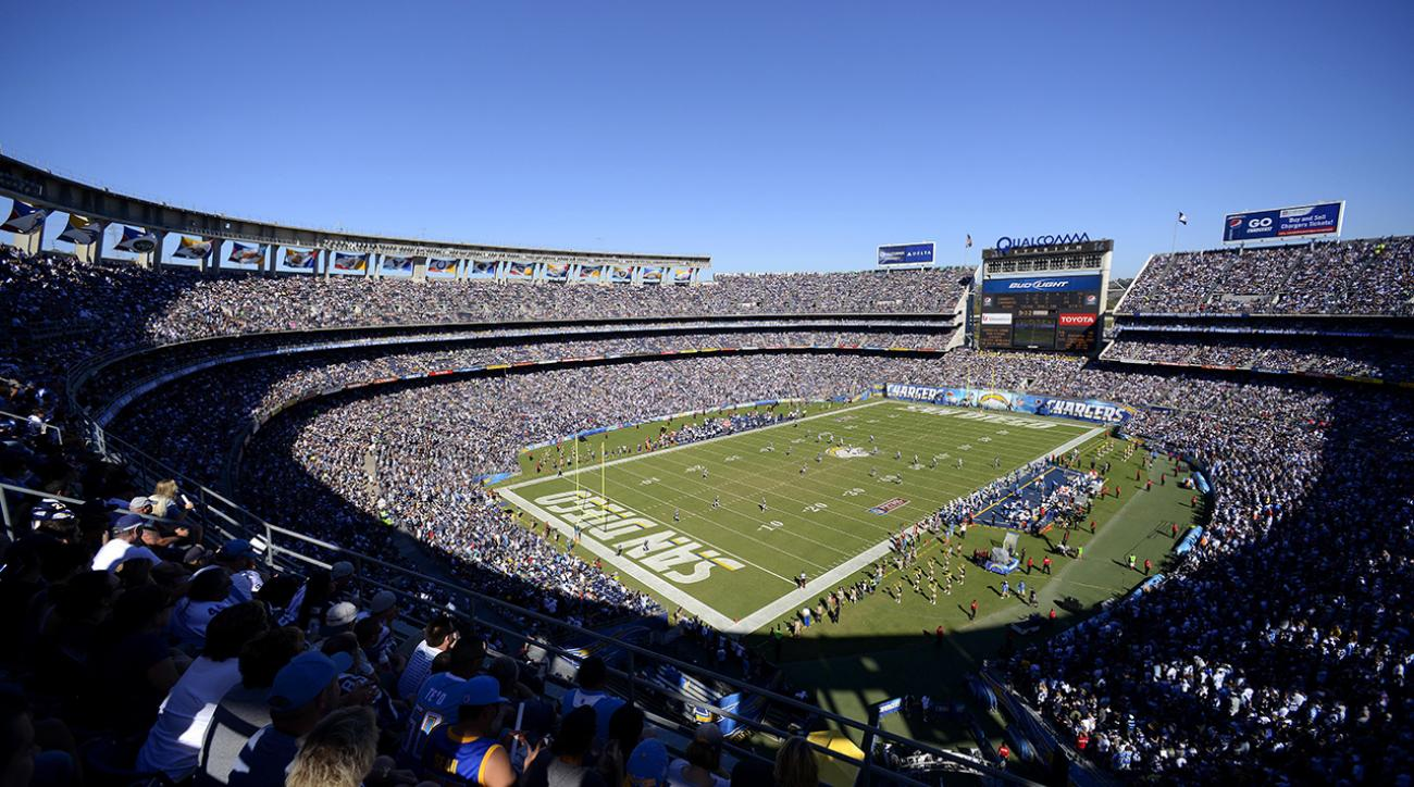 Chargers owner meets with San Diego mayor to discuss new stadium