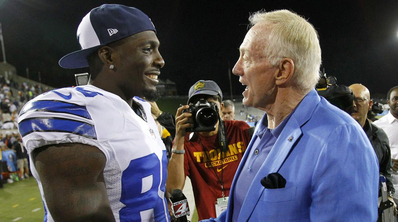 Boomer: Cowboys made right choice with franchise tag IMG