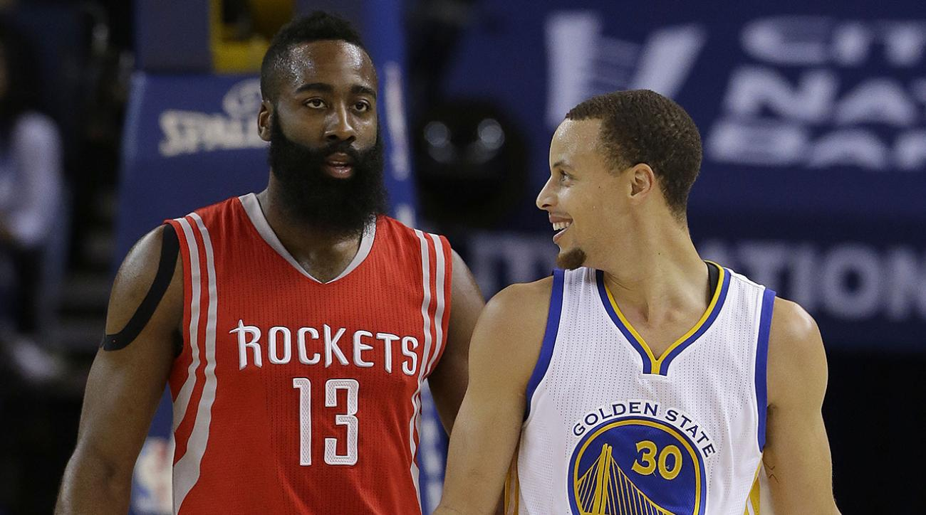 James Harden or Steph Curry for NBA MVP? IMG
