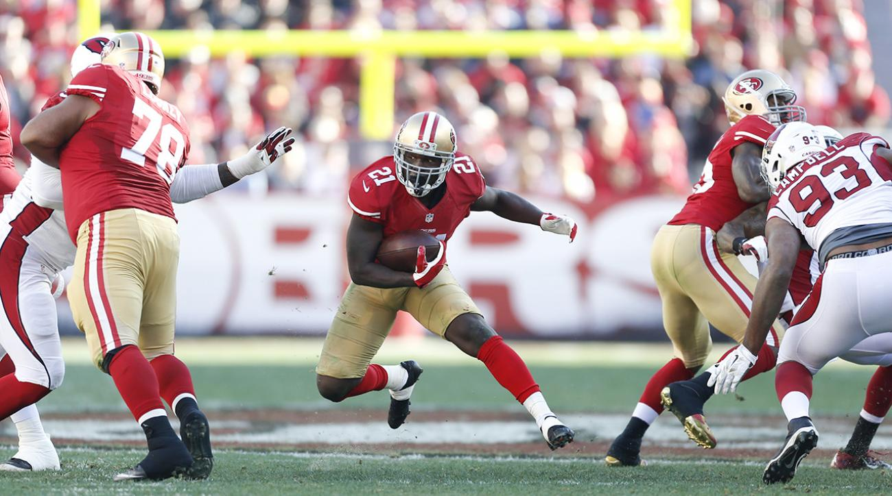 Report: RB Frank Gore to sign with Eagles