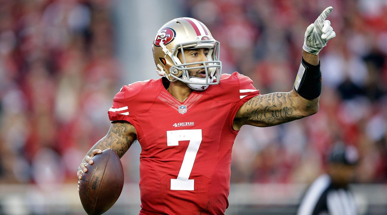 49ers GM Baalke insists Kaepernick not on trade block