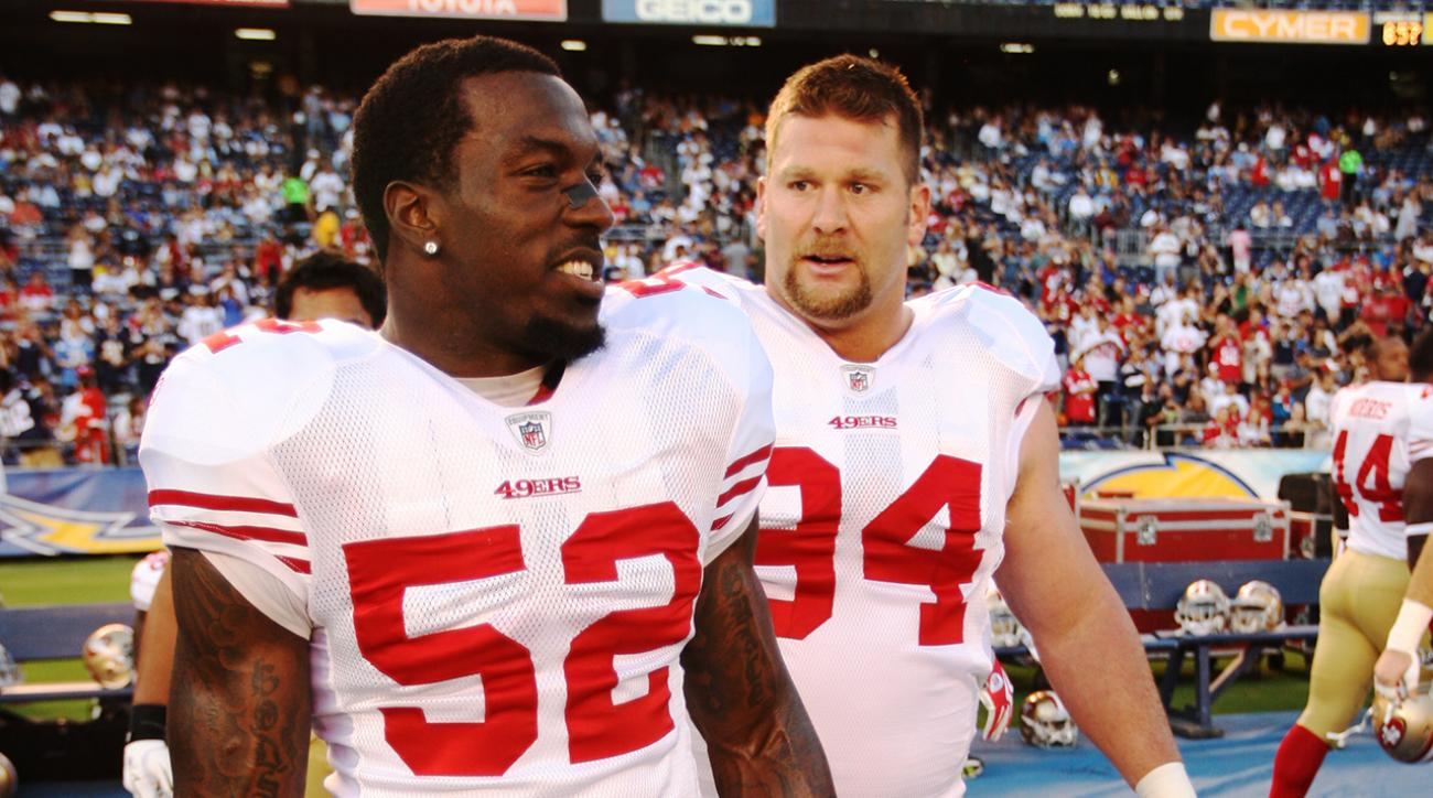 Report: 49ers LB Patrick Willis, DE Justin Smith to retire