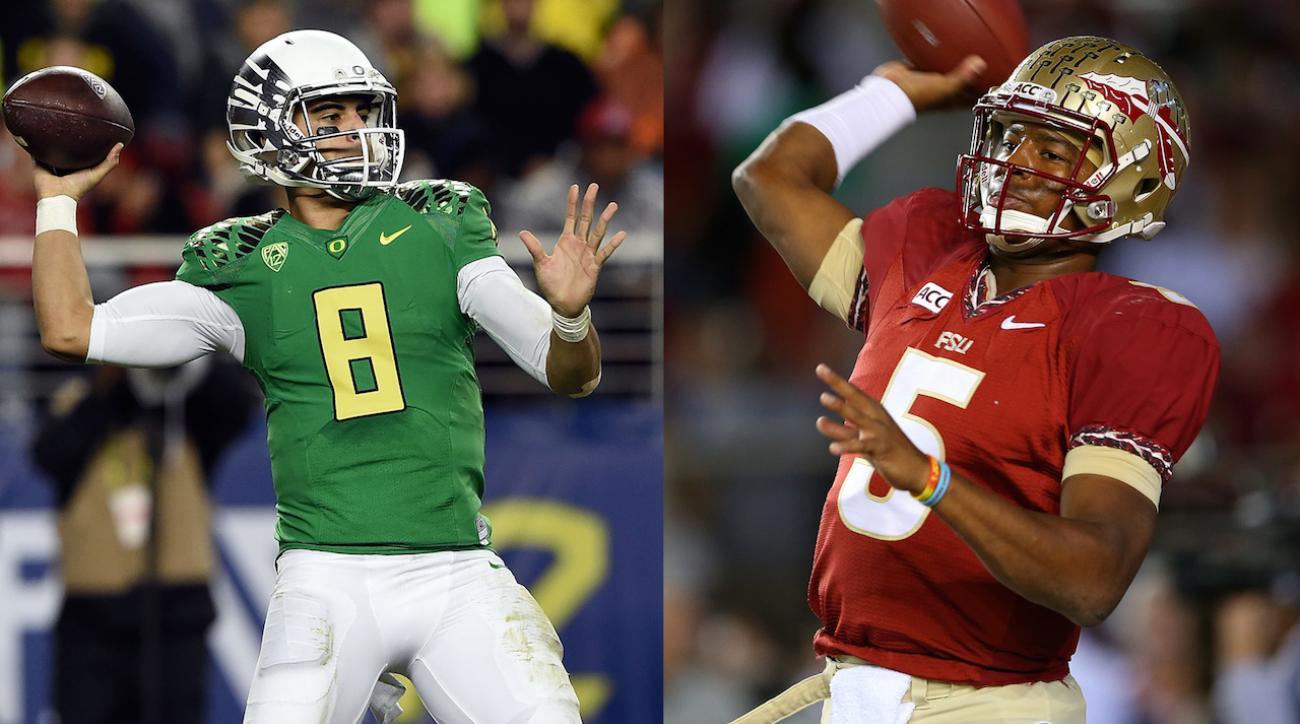 Surprise teams that could be gunning for Winston or Mariota IMG