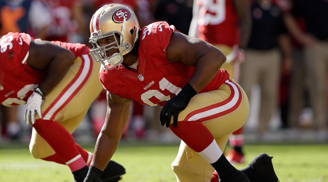 Ex-49ers DE Ray McDonald to sue woman who accused him of rape
