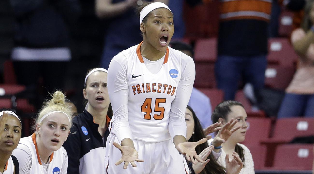 Obama's niece threatened before Princeton-Maryland game