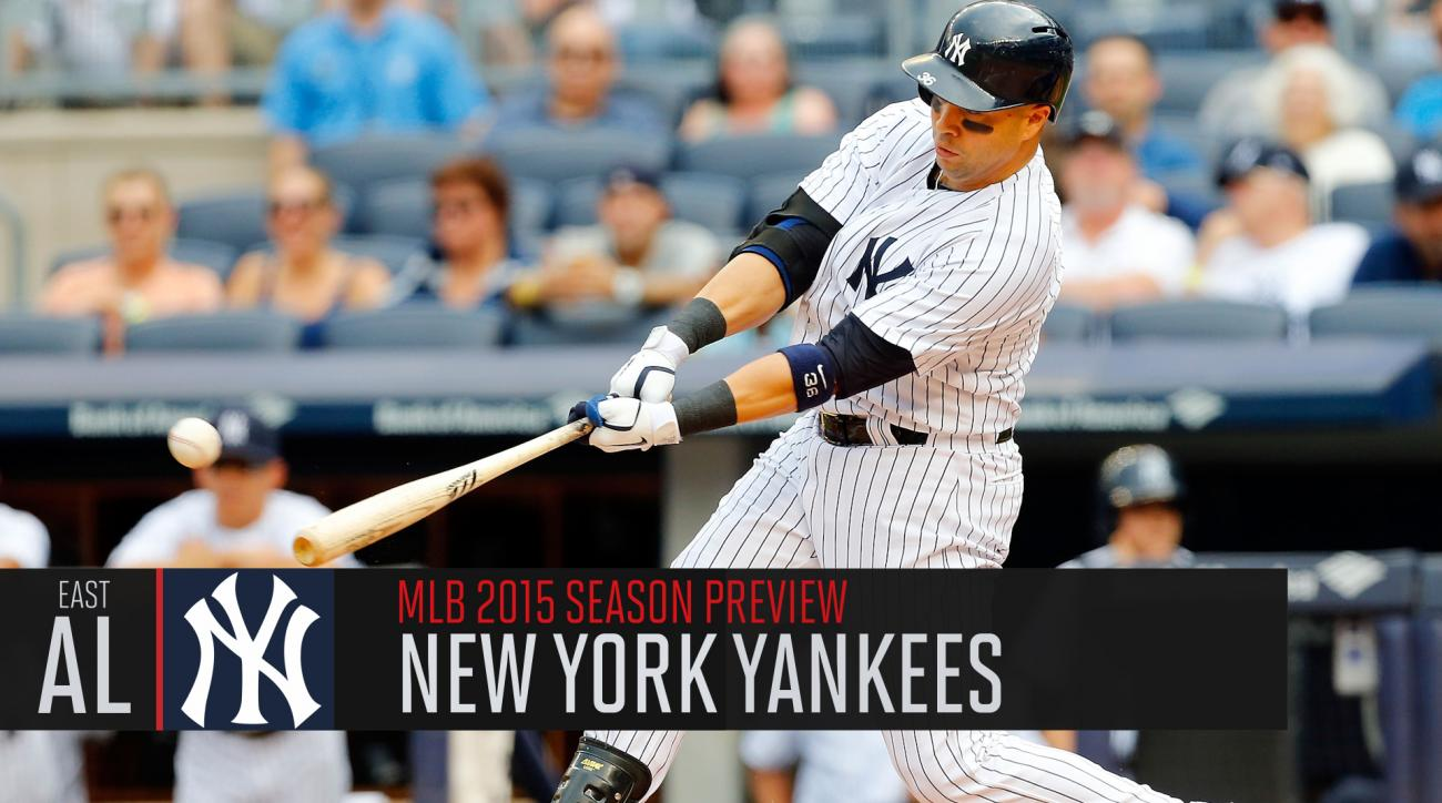 Verducci's Quick Pitch: 2015 New York Yankees IMG