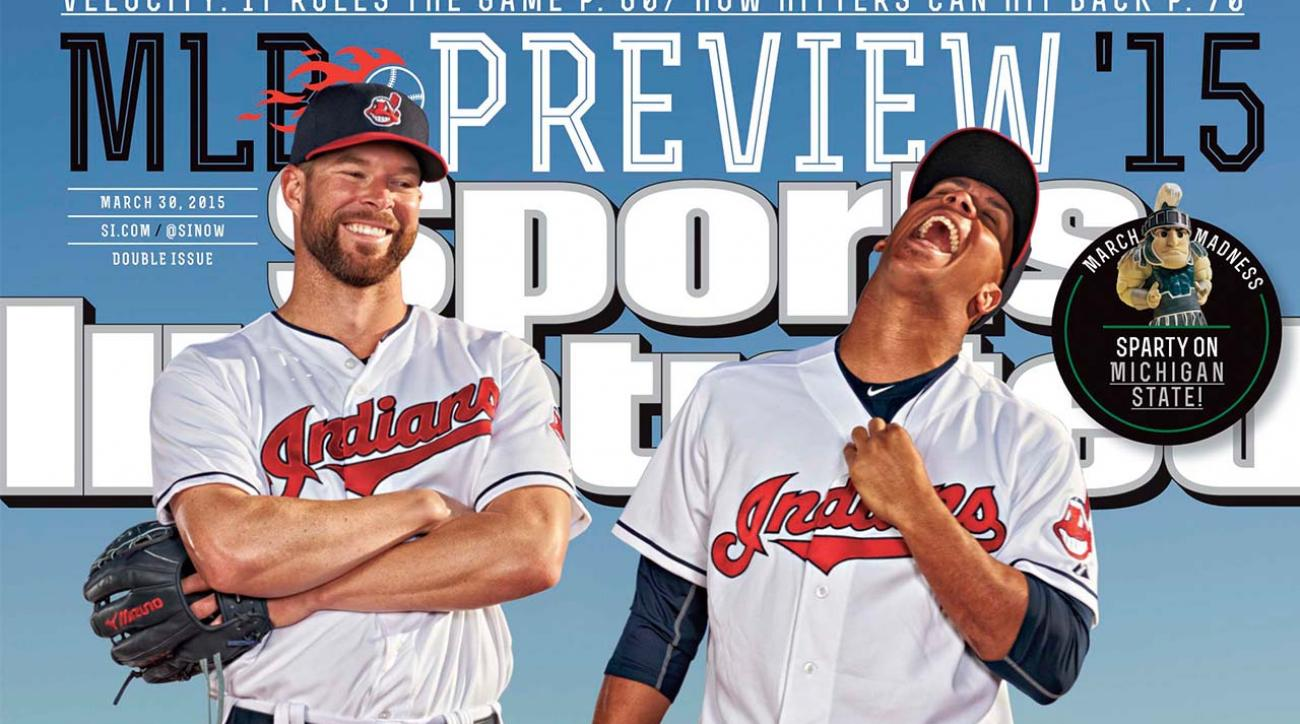 2015 MLB preview featured in this week's Sports Illustrated