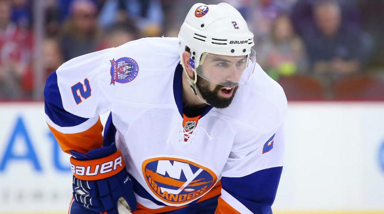 FBI investigating threats against New York Islanders' Leddy