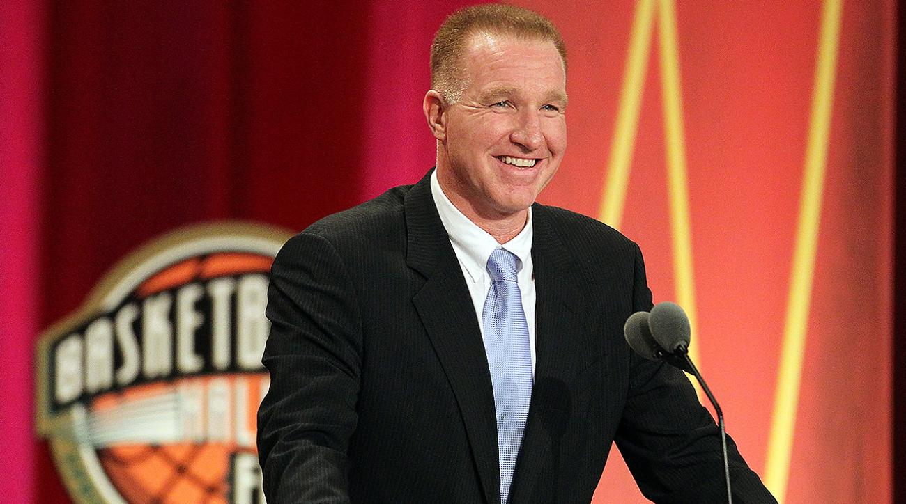 Kind of coach Chris Mullin would be for St John s