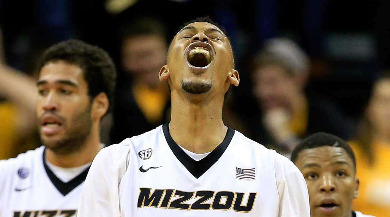 Report: Missouri's Johnathan Williams III expected to transfer