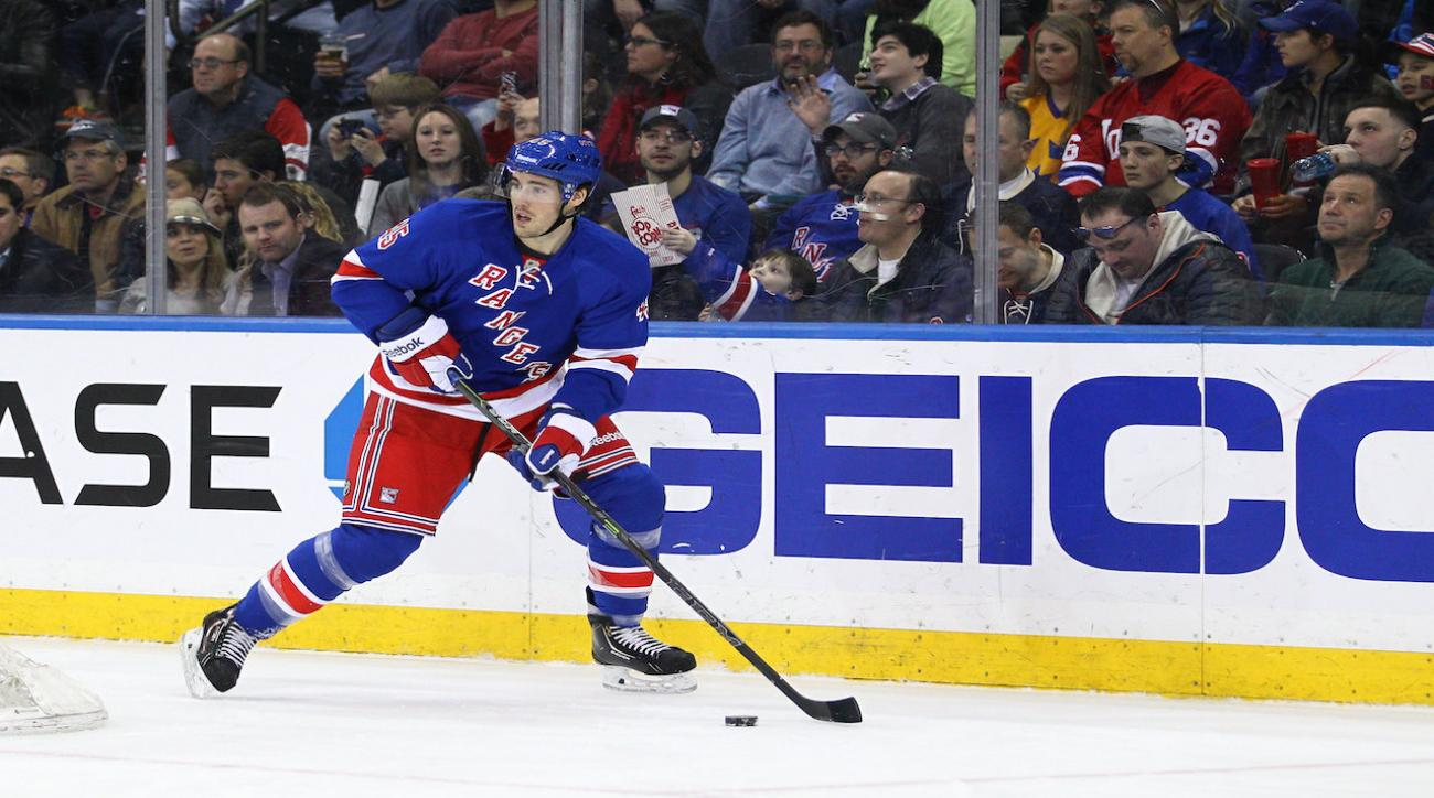 NHL Power Rankings: Rangers on top for 4th straight week