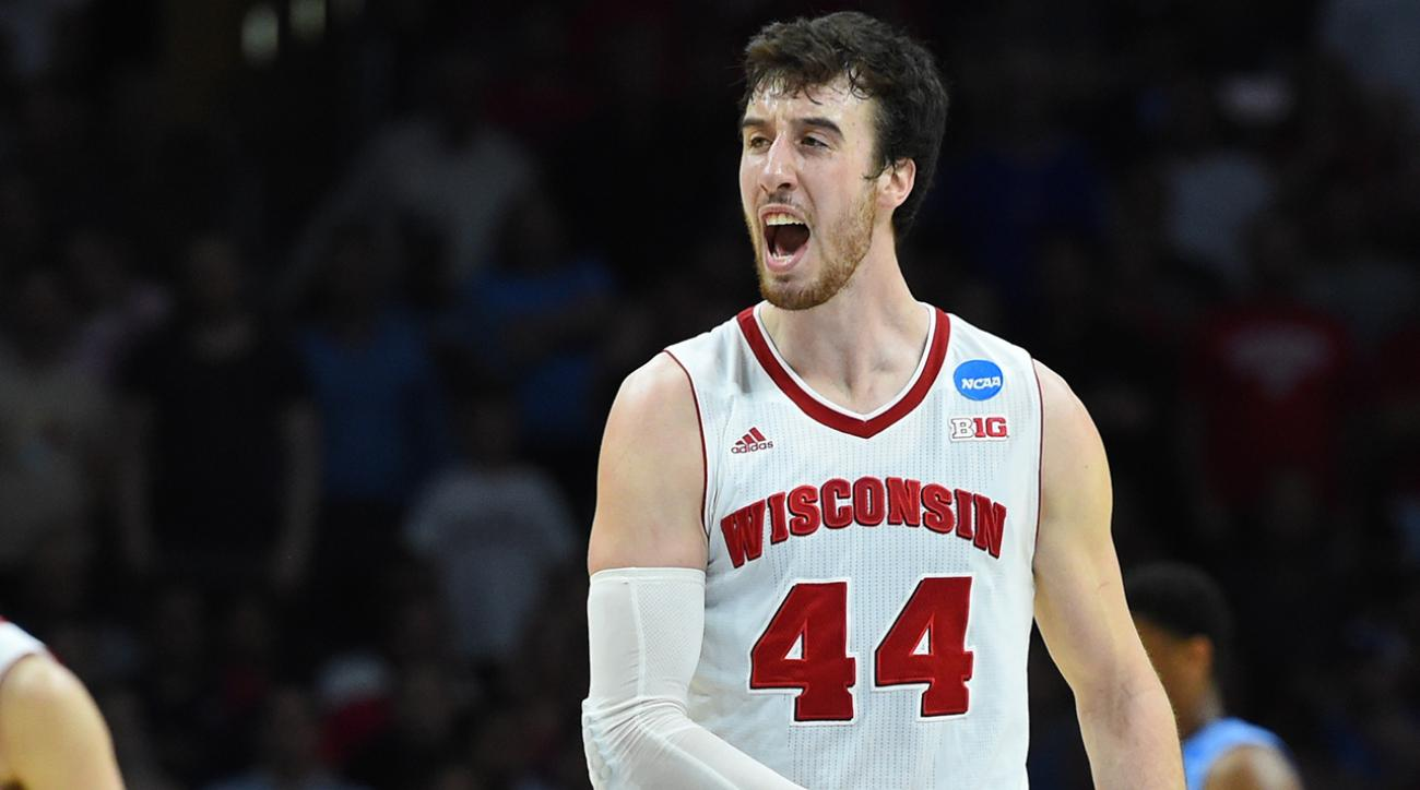 Wisconsin's Frank Kaminsky named AP Player of Year