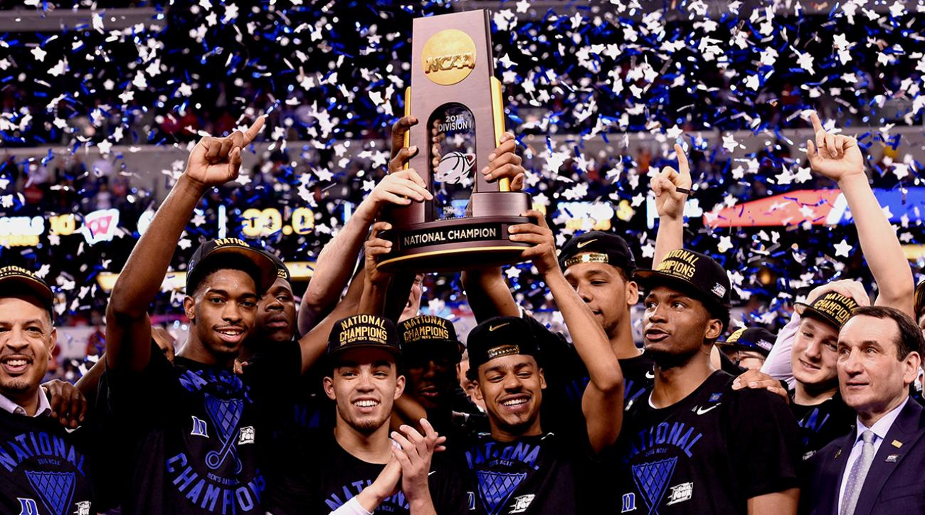 Duke beats Wisconsin to win national championship IMG