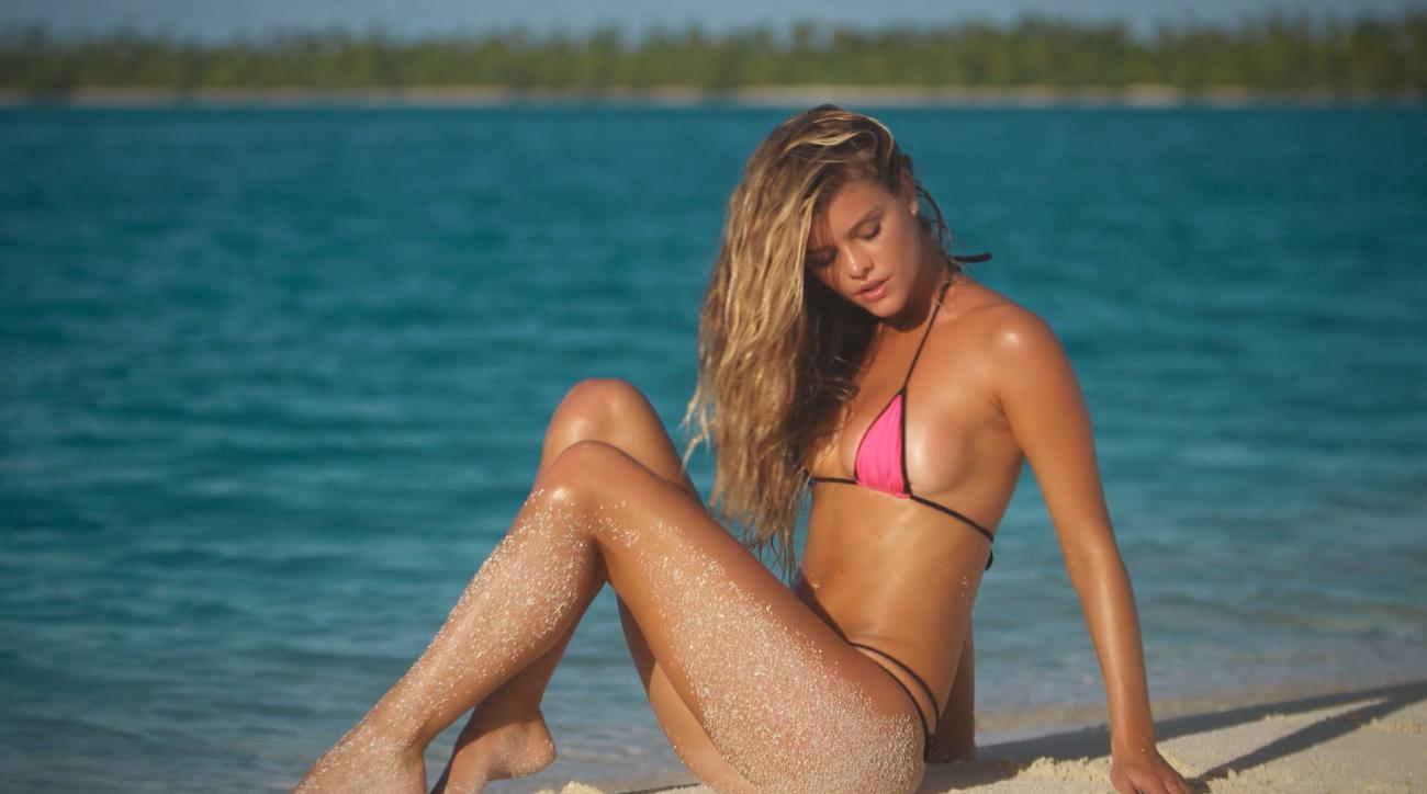 Swimsuit models most shocking request (image)