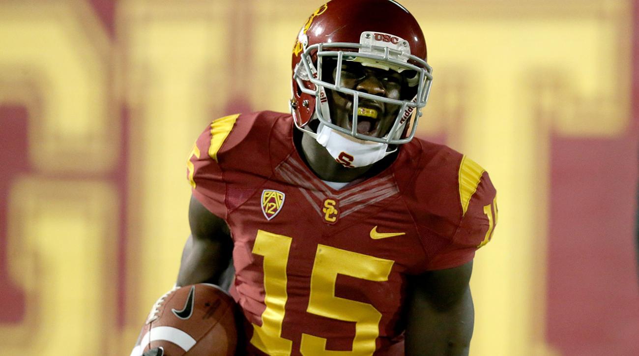 70518e8ce5e VIDEO - NFL draft profile: USC's Nelson Agholor   SI.com