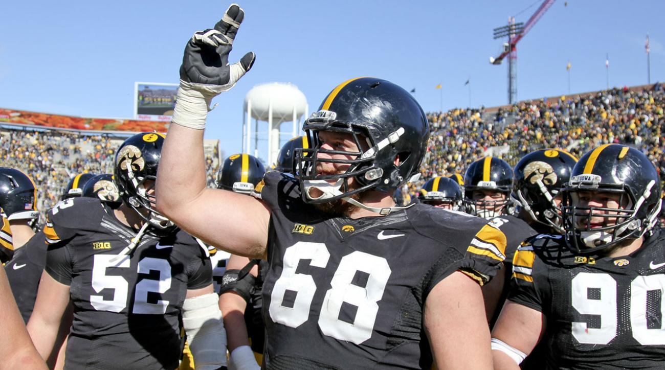 NFL draft profile Iowa s Brandon Scherff