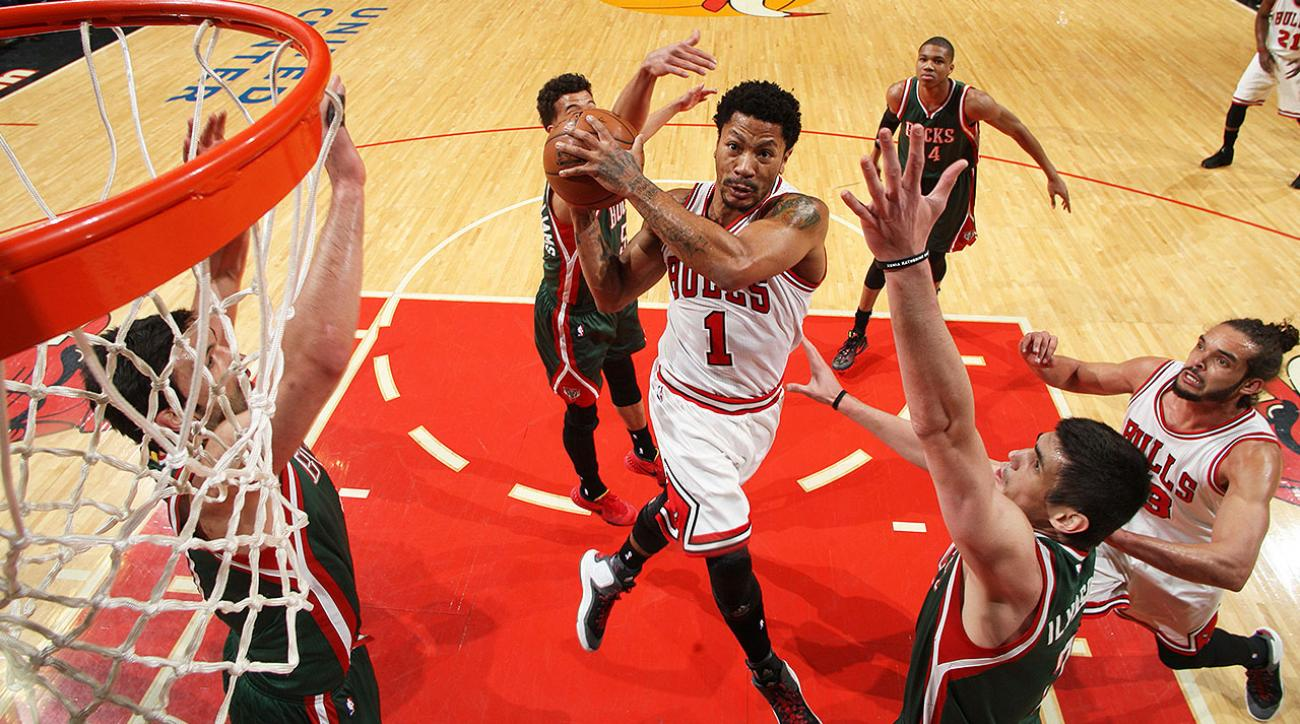kenny smith, chicago bulls, derrick rose, 2015 nba finals