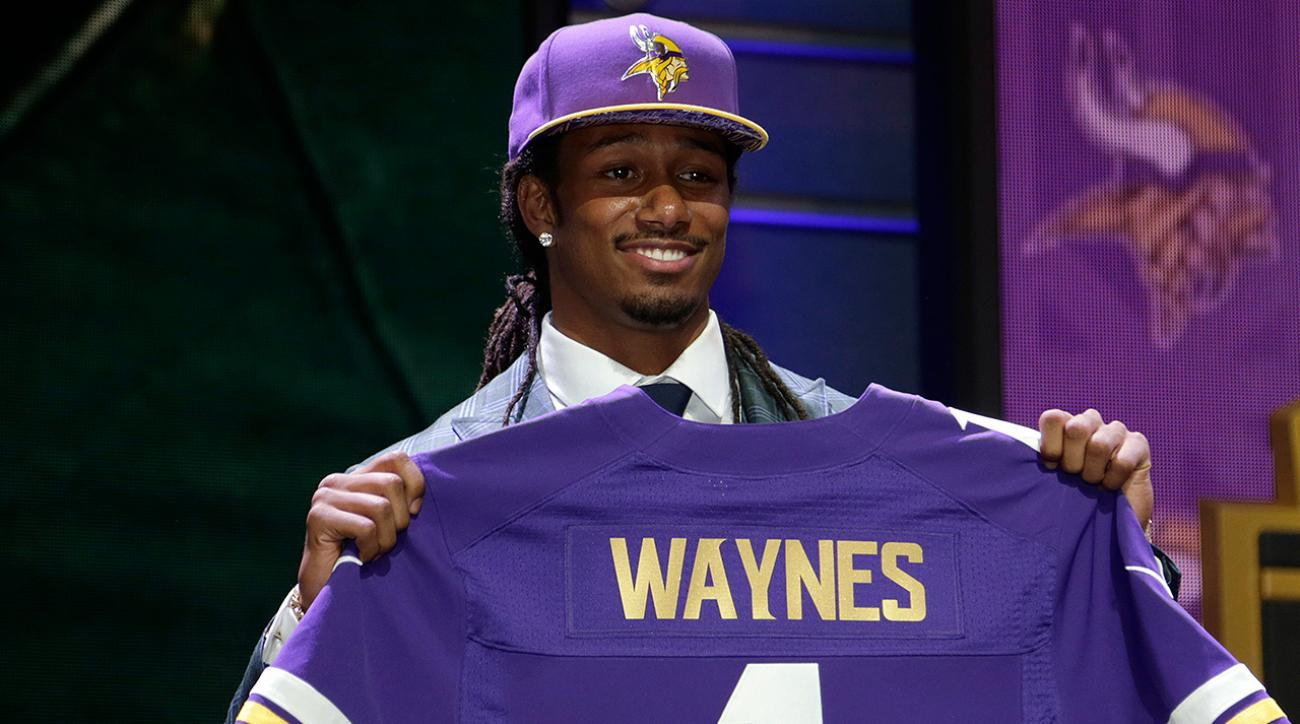 SI, si now, Why the Minnesota Vikings will be playoff contenders, 2015 nfl draft, 2015 nfl playoffs, Teddy Bridgewater