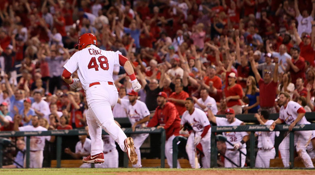 MLB Power Rankings: Cardinals, Dodgers fight for No. 1