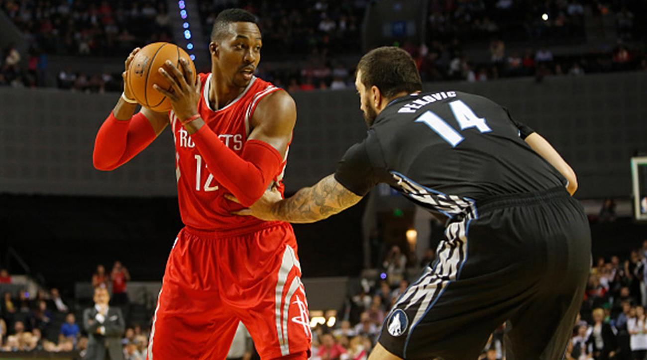 houston rockets, dwight howard, game seven, clippers, staples center, coach doc rivers, james harden, win, lose, los angeles