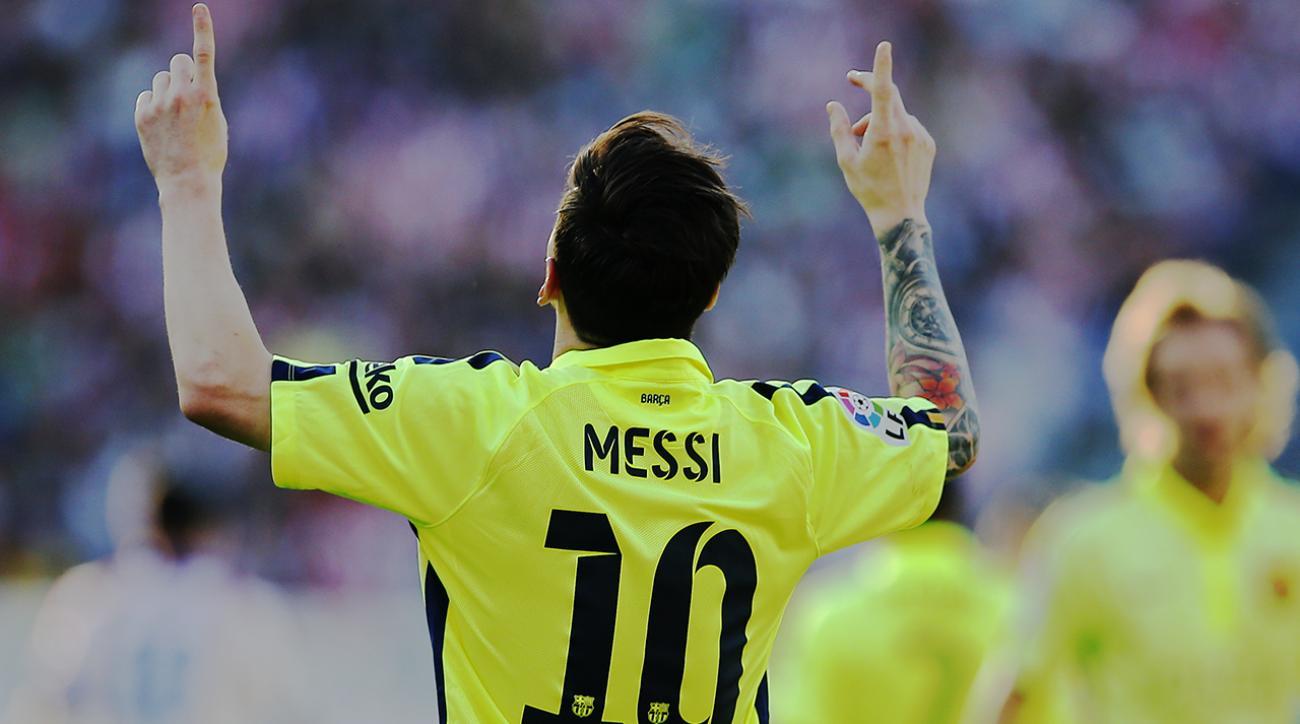 barcelona wins la liga