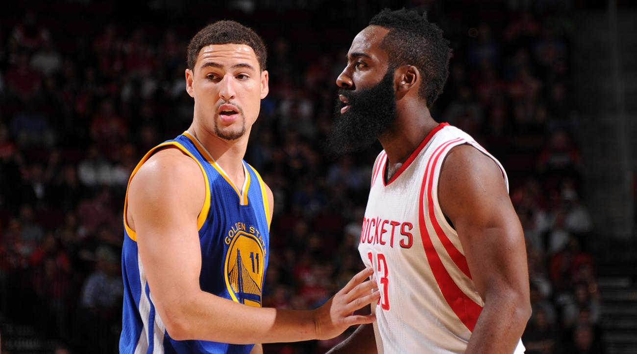Western Conference finals matches up Warriors against Rockets