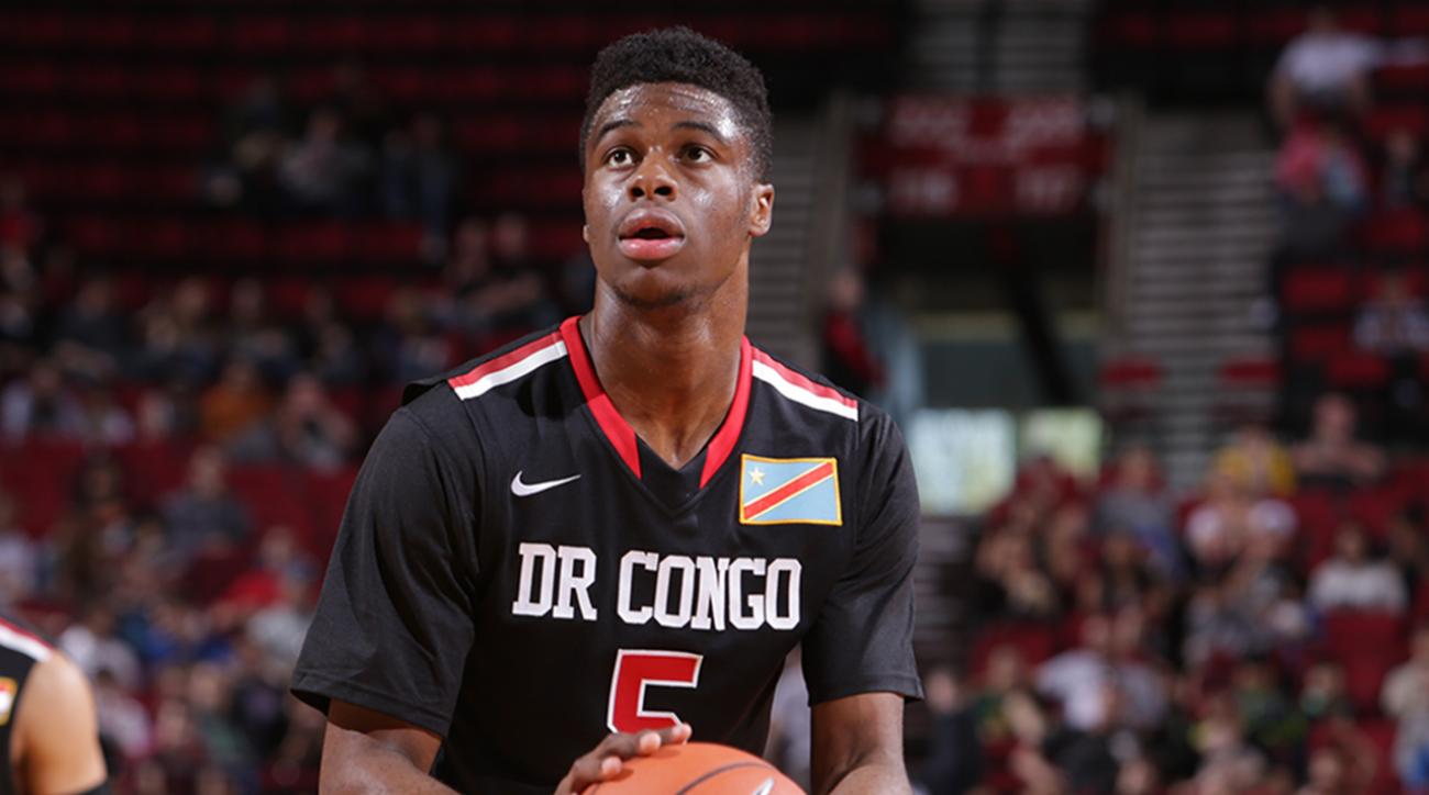 2015 NBA Mock Draft: Top picks