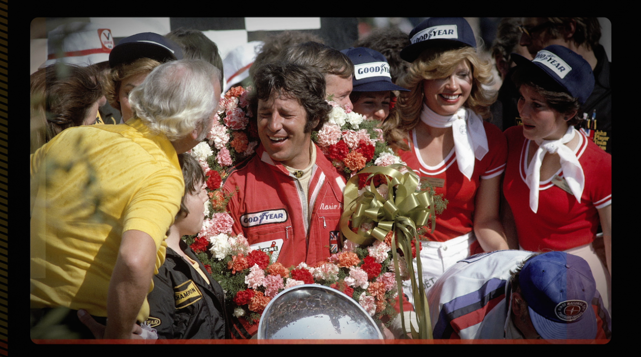 Mario Andretti Net Worth >> Video Mario Andretti S Life After Racing Pro Files Si Com