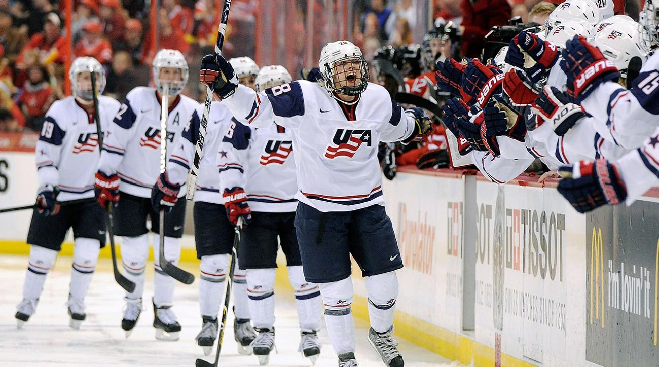 Video Hilary Knight Nwh S Strategy To Boost Popularity Si Com