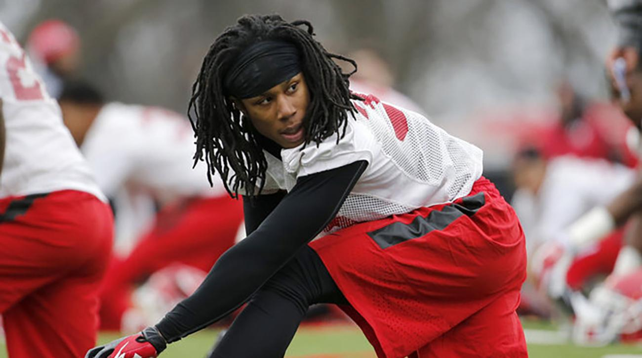 Rutgers CB Darian Dailey charged with felony robbery IMAGE