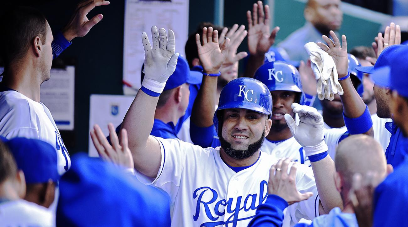 MLB power rankings: Kansas City Royals take top spot IMAGE