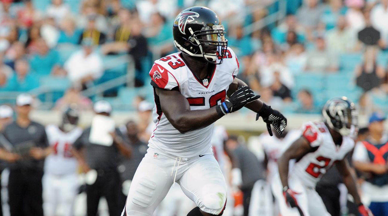 Atlanta Falcons Prince Shembo charged with animal cruelty