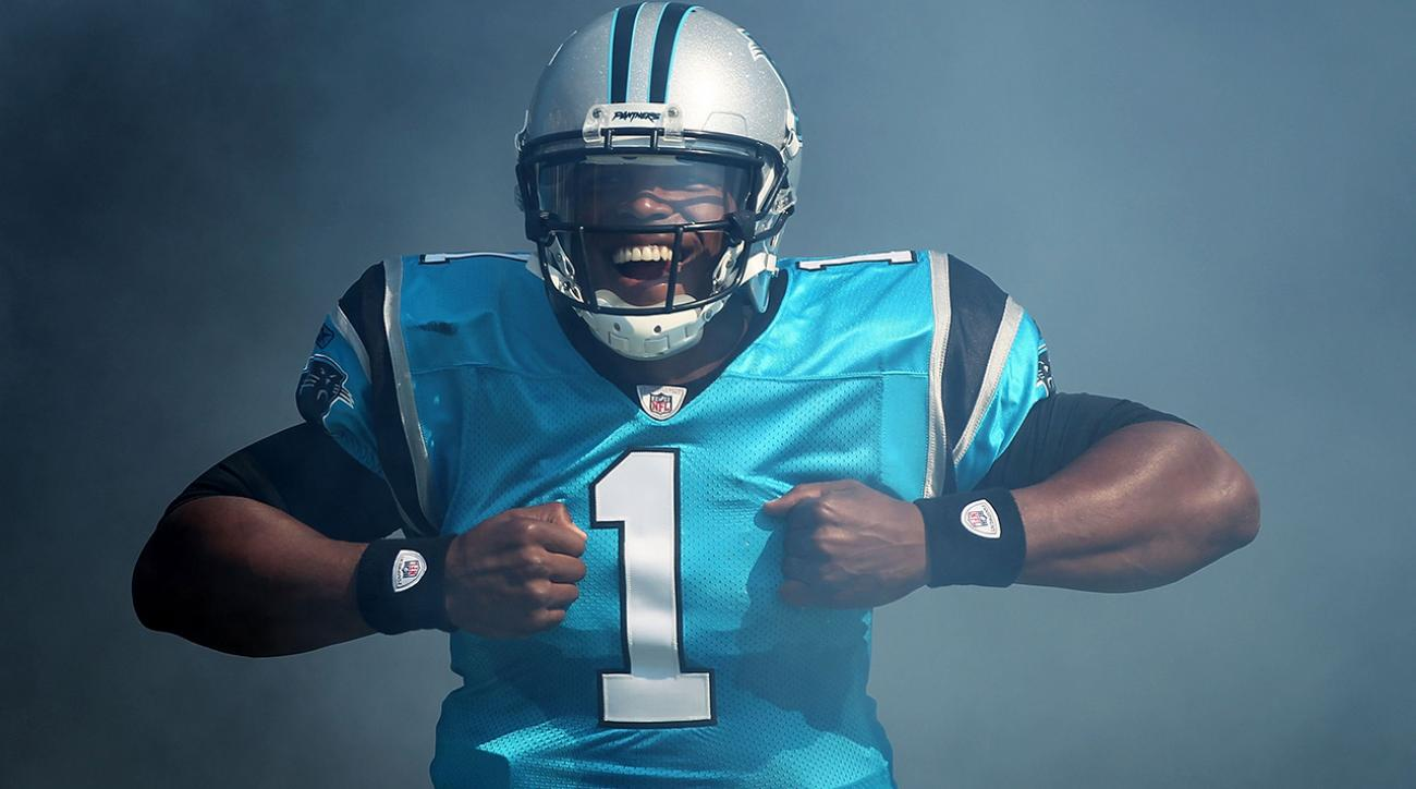 Cam Newton to sign 5-year contract with Panthers