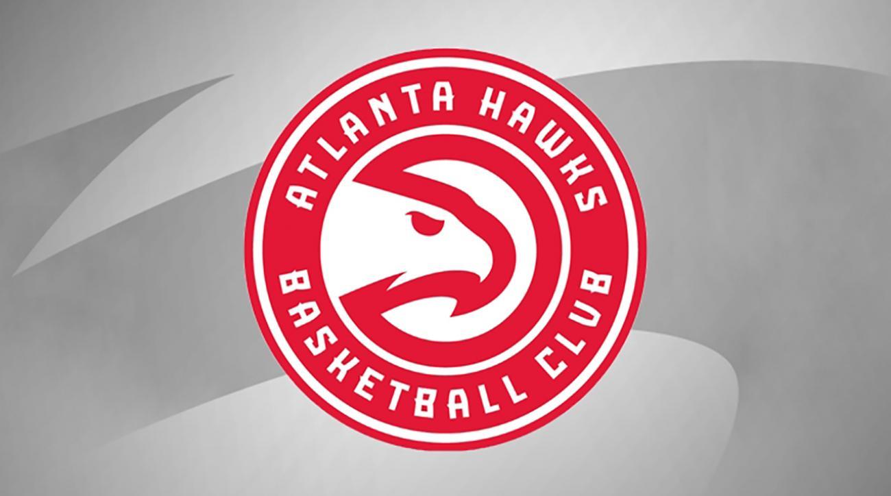 Atlanta Hawks unveil new logos
