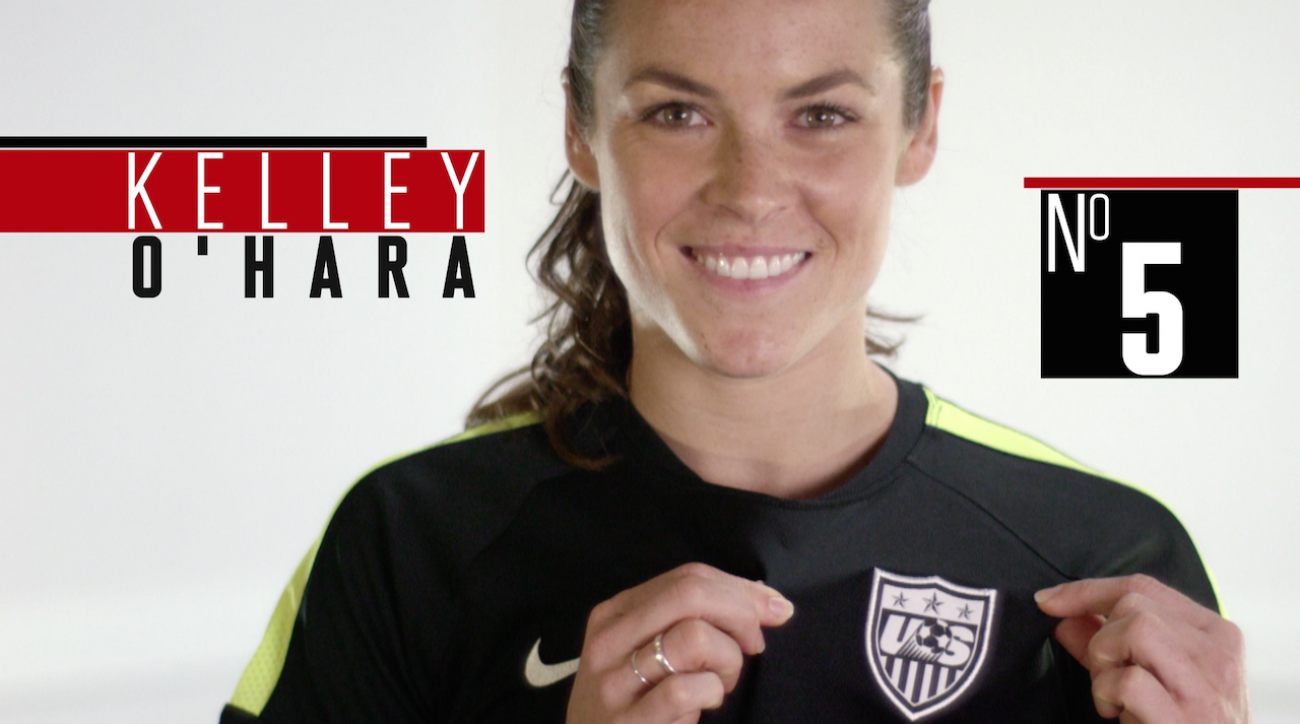 Kelley O'Hara