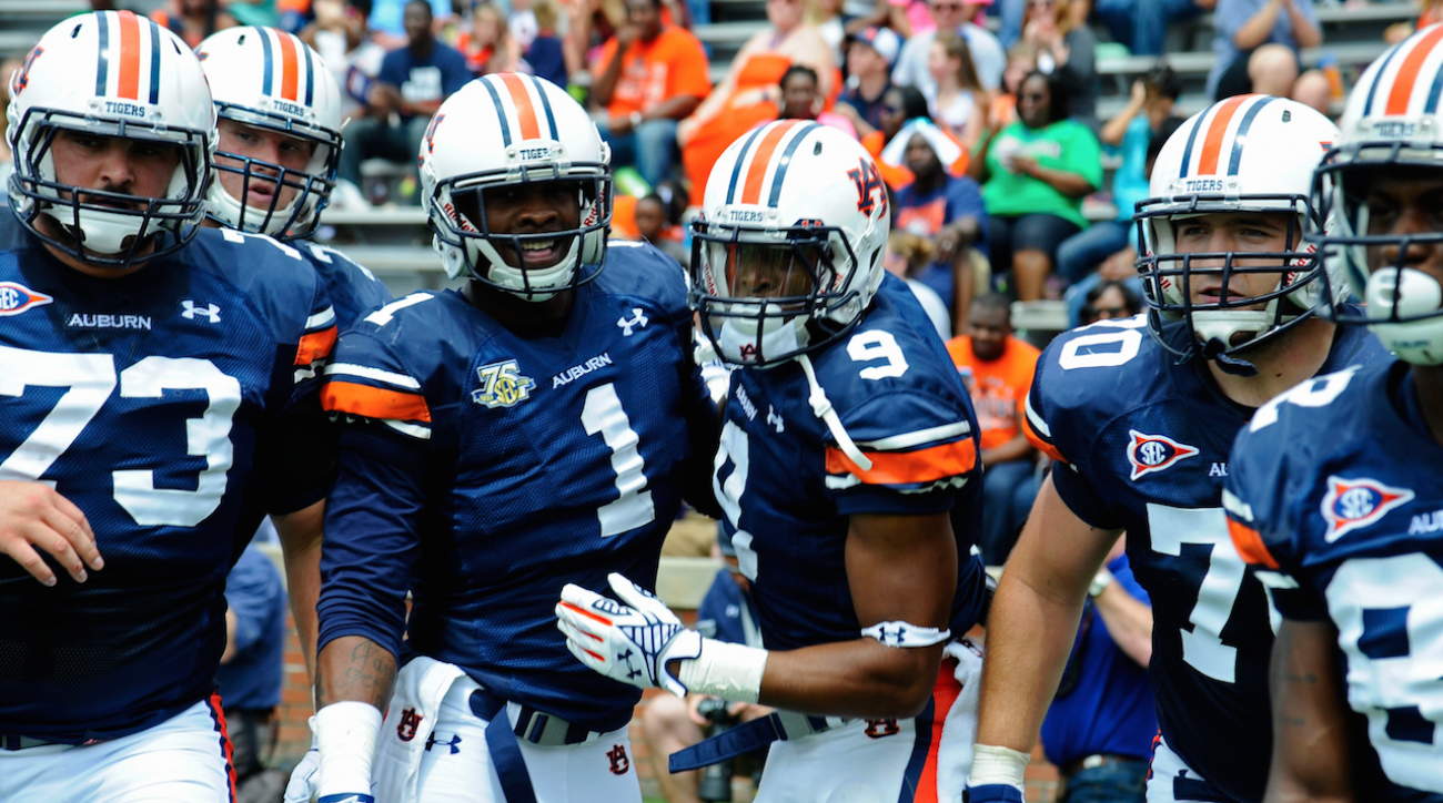 auburn tigers, College football, Dear Andy, sports illustrated, texas am aggies, andy staples, quarterback transfers